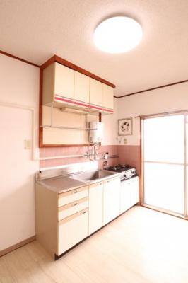 【キッチン】明舞第一団地3号棟