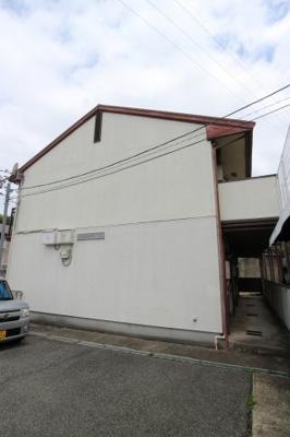 【外観】コスモハイツ