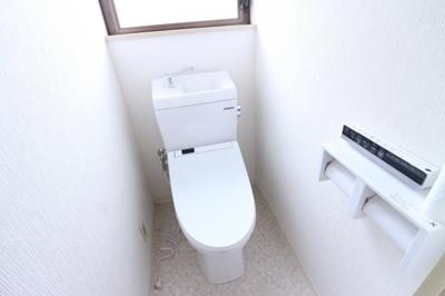 【トイレ】朝谷町戸建