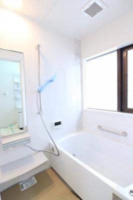 【浴室】朝谷町戸建