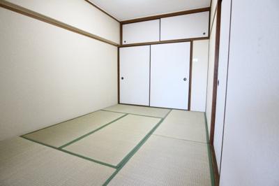 【寝室】第3岩井ハイツ