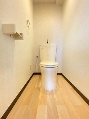 【トイレ】ピースヒル池上