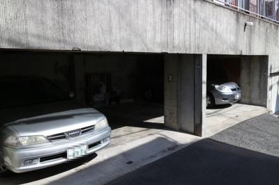【駐車場】星ヶ丘ハイツ