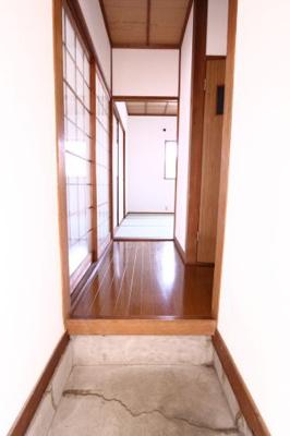 【玄関】橋本文化