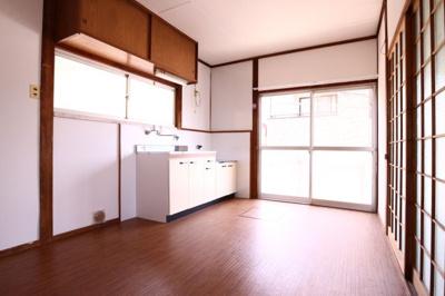 【居間・リビング】橋本文化