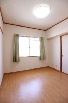 【寝室】シティハイツ竹の台1号棟