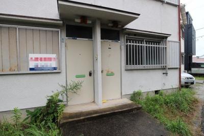 【エントランス】舞子台5丁目テラスハウス
