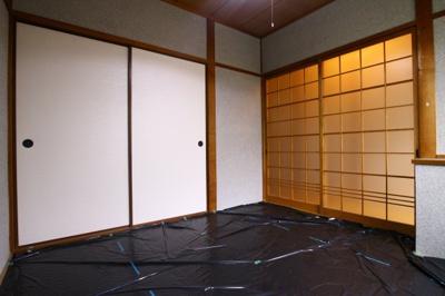 【内装】舞子台5丁目テラスハウス