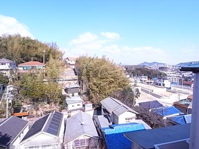【展望】汐見ヶ丘ハウス