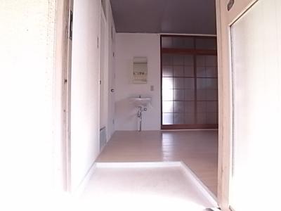 【玄関】汐見ヶ丘ハウス