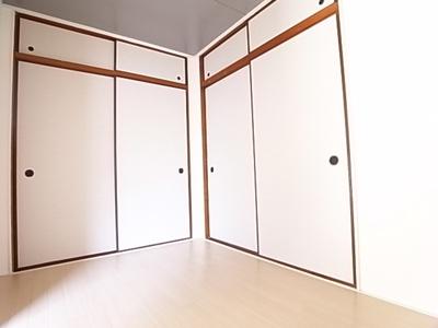 【寝室】汐見ヶ丘ハウス