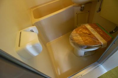 【トイレ】サニーパレス清水が丘