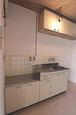 【キッチン】塩屋グリーンハイツ