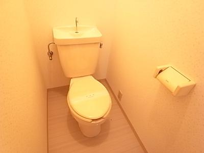 【トイレ】メヌエット千代が丘