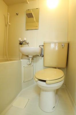 【トイレ】マンションミハス