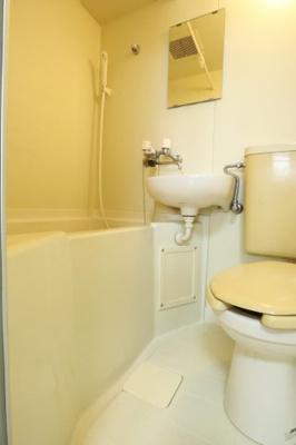 【浴室】マンションミハス