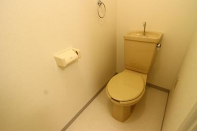 【トイレ】旭が丘伸和ハイツ