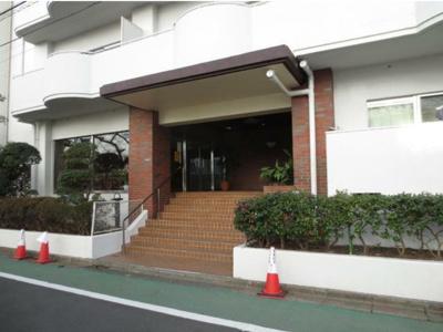 【エントランス】ハイネス目黒