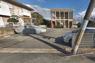 【外観】並河駐車場