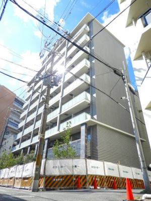 【外観】レジュールアッシュOSAKA今里駅前