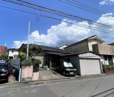【外観】【土地】宮崎市中村西1丁目住宅用地