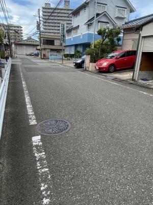 【周辺】【土地】宮崎市中村西1丁目住宅用地