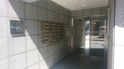 【エントランス】CASA祇園