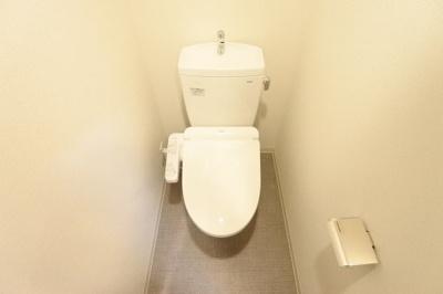 【トイレ】ララプレイス難波ガルテン