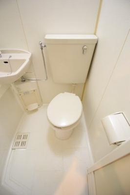 【トイレ】フローラル上花山