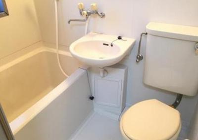 【浴室】サンコーメゾン