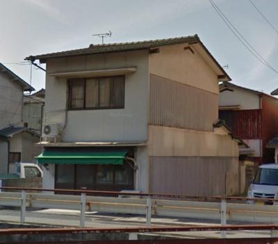【外観】港町2丁目中古戸建アパート