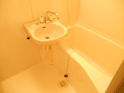 【浴室】ヴィラパークサイド