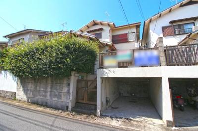 【外観】宇治市広野町丸山 注文建築 建築条件なし 土地