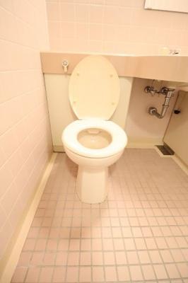 【トイレ】ヴェルビュ二条城東