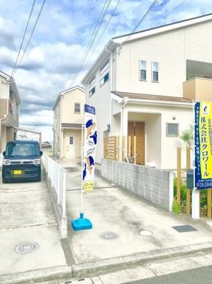 【外観】堺市中区福田 平成27年築 戸建