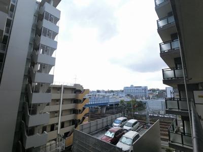 5階部分からの眺望