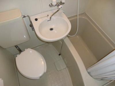 【浴室】ジョイフル武庫之荘Ⅰ