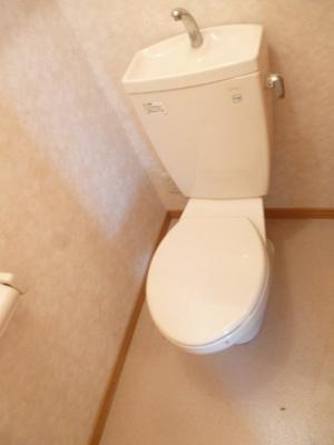 【トイレ】クラウンハイツ彦根3