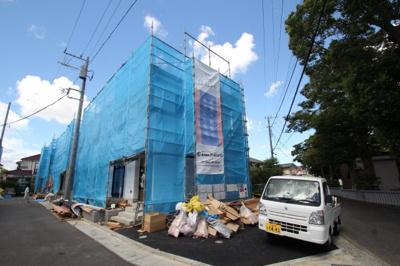【外観】海老名市社家 1号棟 新築戸建 全9棟 【仲介手数料無料】