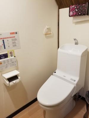 【トイレ】東山区清閑寺霊山町 ~千鶴別邸~
