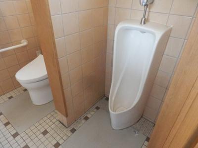 【トイレ】山南町草部 売店舗