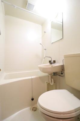 【浴室】ファーストコート御所室町