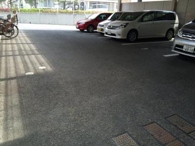 【駐車場】サンピーク