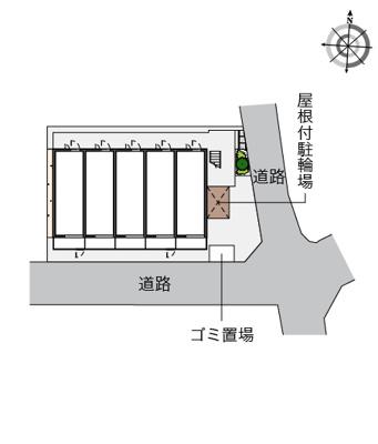 【地図】 レオパレスメゾン ド 玉川Ⅱ