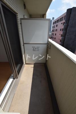 【バルコニー】ジョイシティ蔵前