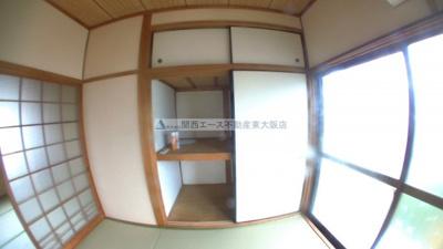 【収納】新石切テラスハウス