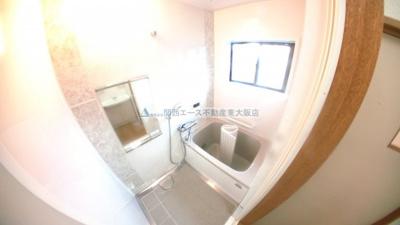 【浴室】新石切テラスハウス