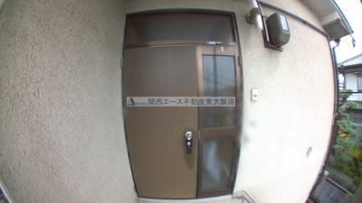 【エントランス】新石切テラスハウス