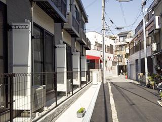 【バルコニー】レオパレスウィステリアⅣ
