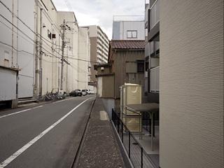 【バルコニー】レオパレス西九条
